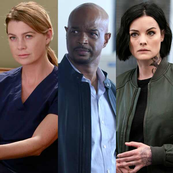 Grey's Anatomy, Lethal Weapon, Blindspot